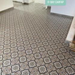 Carrelage imitation carreaux de ciment