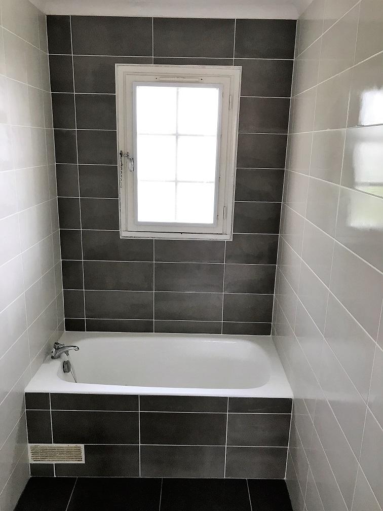 Rénovation salle de bain APRES