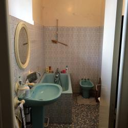 Rénovation Faïence salle de bain AVANT